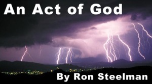 Act of God Title graphic