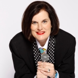 Paula Poundstone 3rd cd cover